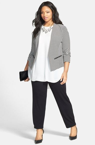 plus size pants 5 best outfits2 - plus-size-pants-5-best-outfits2