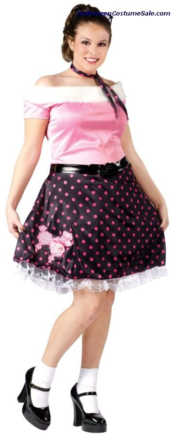 plus size poodle skirts 5 best outfits - plus-size-poodle-skirts-5-best-outfits