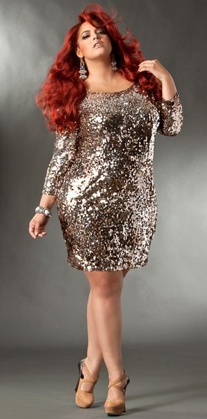 Plus Size Sequin Dress 5 Best Outfits Page 3 Of 5 Curvyoutfits