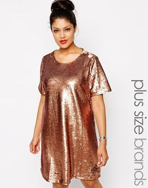 c7284419 ... Plus Size Sequin Tops 5 best outfits Page 3 of 5 curvyoutfits com