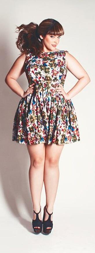 plus size short dresses 5 best outfits2 - plus-size-short-dresses-5-best-outfits2