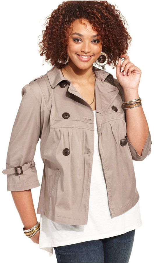 plus size spring jackets 5 best outfits1 - plus-size-spring-jackets-5-best-outfits1
