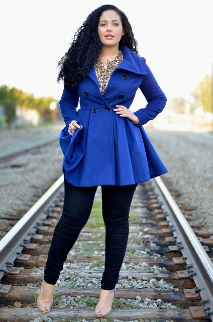plus size winter coats 5 best outfits1 - plus-size-winter-coats-5-best-outfits1