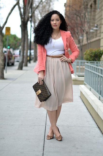 plus size work outfits 5 best outfits2 - plus-size-work-outfits-5-best-outfits2