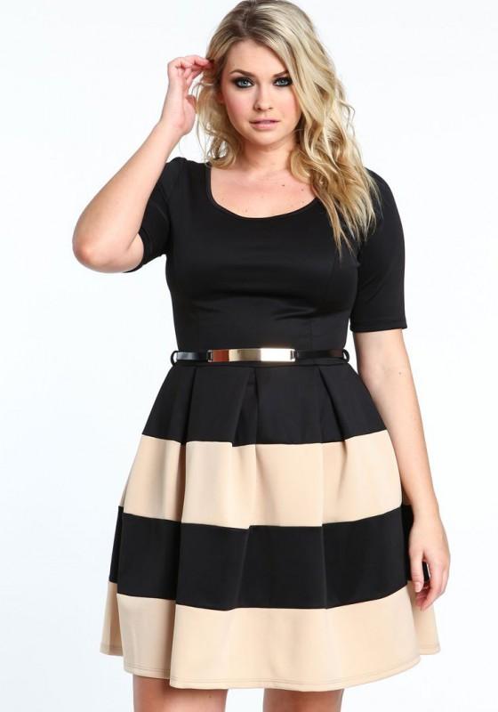plus sizes dresses 5 best outfits2 - plus-sizes-dresses-5-best-outfits2