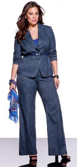 professional plus size outfits 5 top - professional-plus-size-outfits-5-top