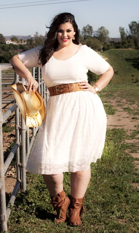 Country Style Plus Size Dresses Ottodeemperor