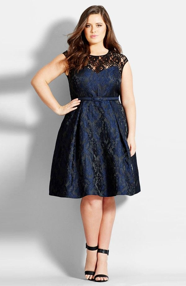 evening plus size outfits 5 best6 - evening-plus-size-outfits-5-best6