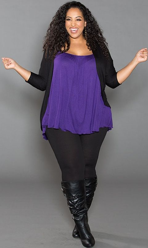8b8c7abb3390b Plus Size Clothing 5 best outfits - Page 4 of 5 - curvyoutfits.com