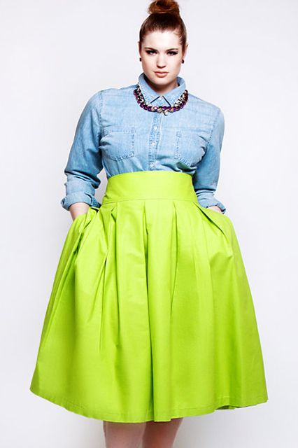 plus size outfits for spring4 - plus-size-outfits-for-spring4