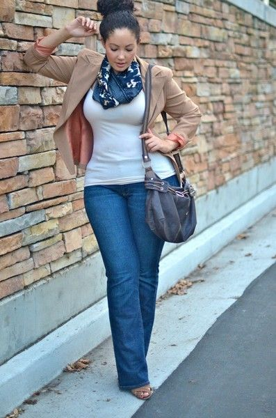 plus size outfits scarves - plus-size-outfits-scarves