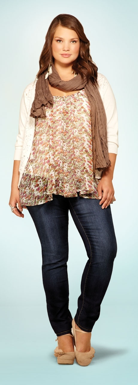 plus size outfits scarves4 - plus-size-outfits-scarves4