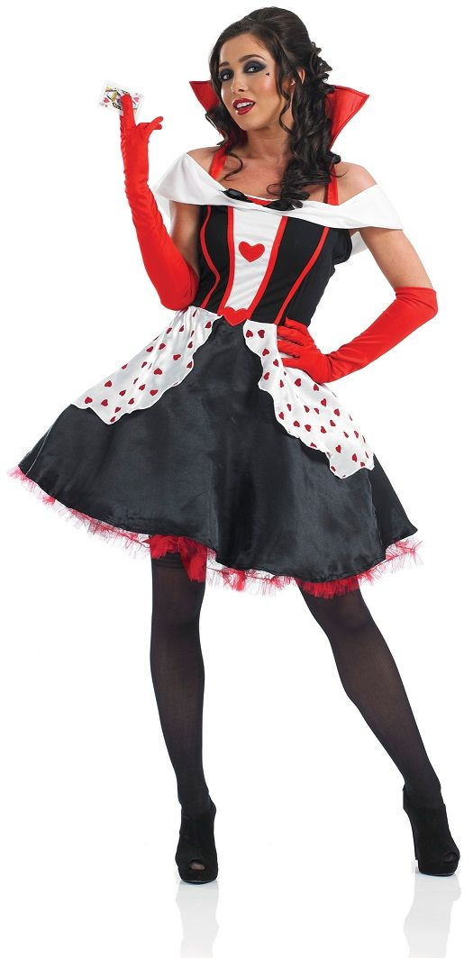 plus size queen of hearts costume - plus-size-queen-of-hearts-costume