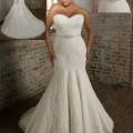 plus size wedding dresses mermaid style3 120x120 - Plus size wedding dresses mermaid style