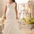 plus size wedding dresses with lace sleeves 120x120 - Plus size wedding dresses with lace sleeves