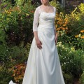 plus size wedding gowns with 34 sleeves3 120x120 - Plus size wedding gowns with 3/4 sleeves