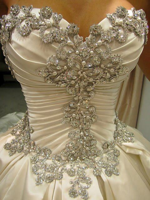 Plus size wedding gowns with bling - Page 3 of 5 ...