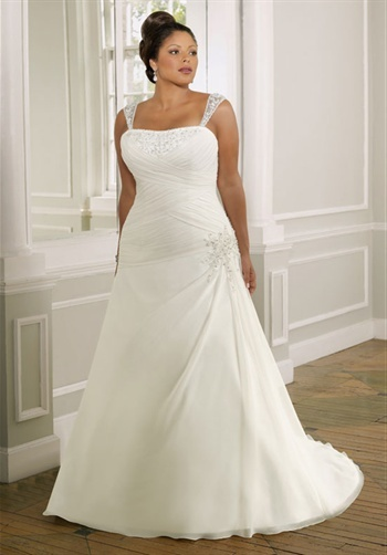 plus size wedding gowns with bling4 - plus-size-wedding-gowns-with-bling4