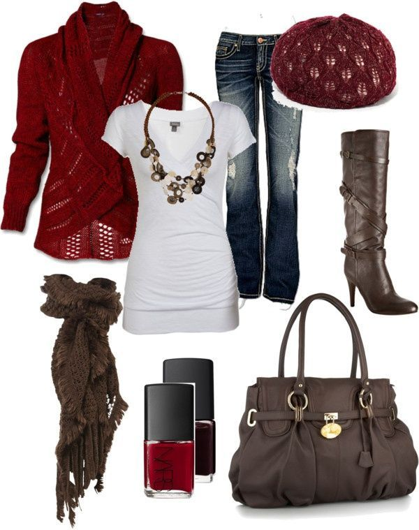Plus size winter fashion ideas - Page 3 of 5 - curvyoutfits.com