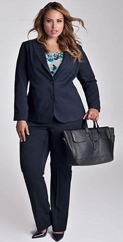 professional plus size outfits - professional-plus-size-outfits
