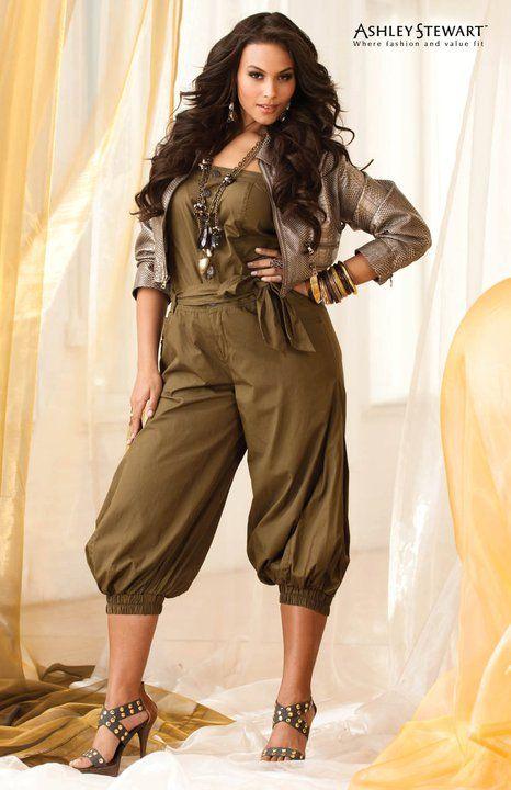 e88343362a2 Rock Plus Size Outfit - curvyoutfits.com