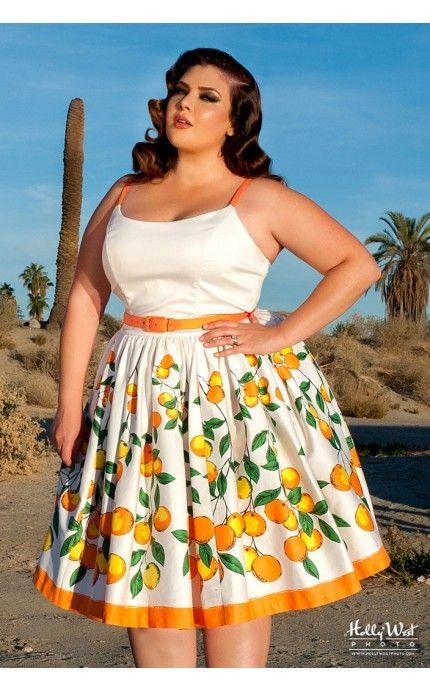 d60fe8b769d Vintage Plus Size Outfits 5 best - Page 4 of 5 - curvyoutfits.com