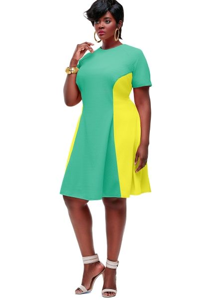0967687278 Chic and flattering Plus Size Tennis Clothing