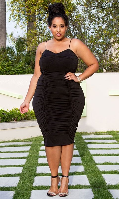 Hit The Clubs With Sexy Plus Size Clubwear Page 3 Of 4