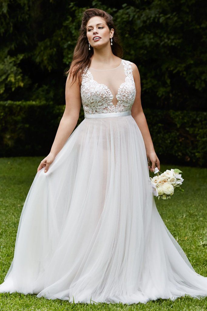 Perfect plus-size wedding dresses to make you the bride you ...