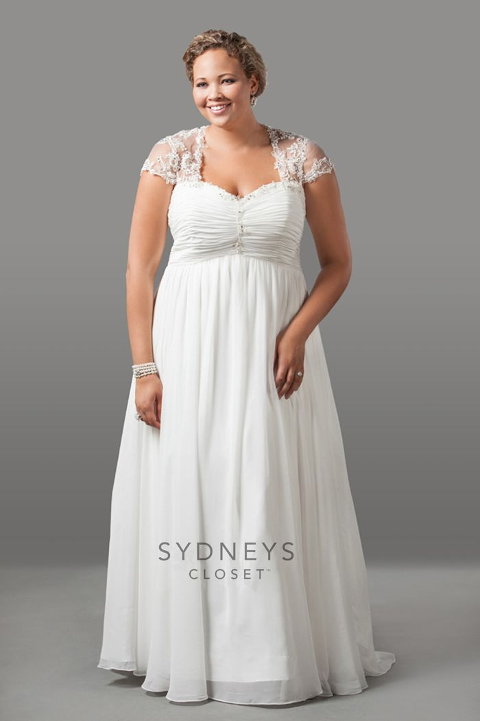 Top 6 tips for buying plus size wedding dresses - Page 2 of ...