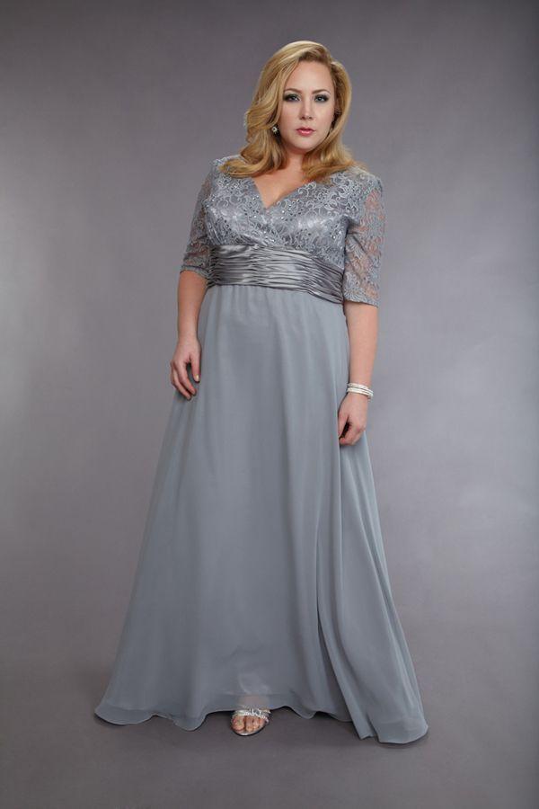 Petite Plus Size Dresses best outfits - curvyoutfits.com