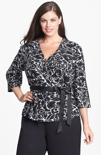 Plus Size Evening Blouses best outfits - curvyoutfits.com