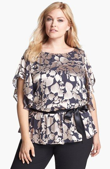 plus size formal blouses best outfits2 - Plus Size Formal Blouses best outfits