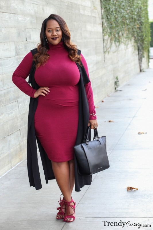 plus size red work outfit with dress - plus size red work outfit with dress