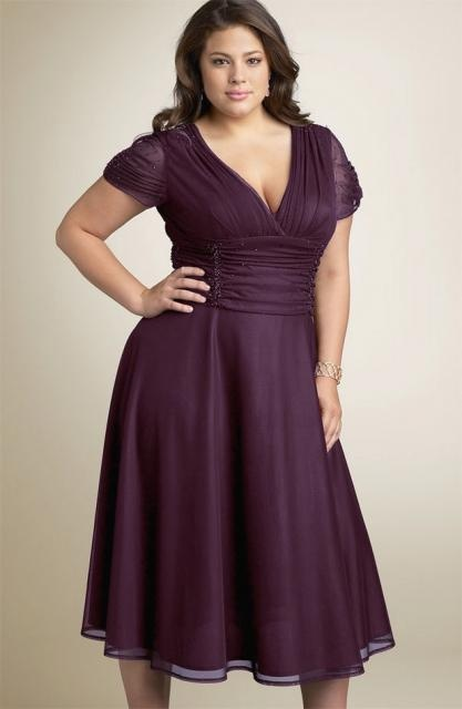 The Best Styles For Plus Size Modest Bridesmaid Dresses