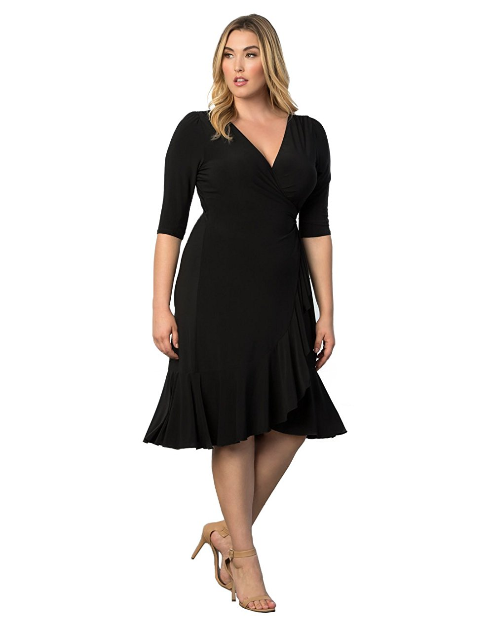 Tips for buying plus-size holiday dresses
