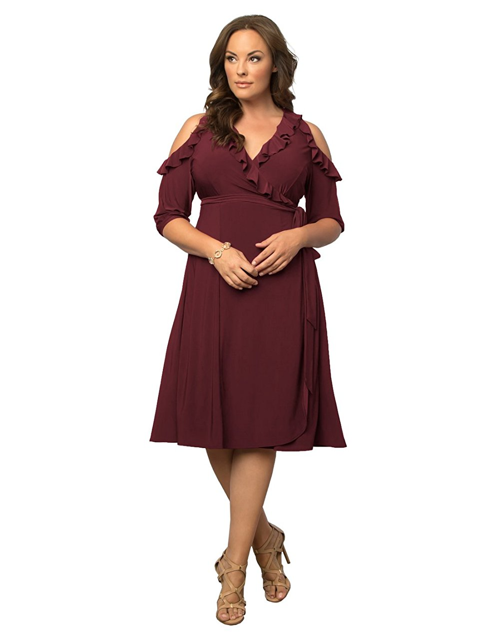 tips for buying plus size holiday dresses 3 - tips-for-buying-plus-size-holiday-dresses-3