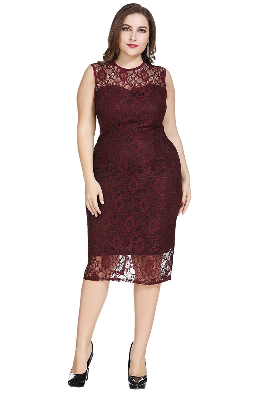 tips for buying plus size holiday dresses 5 - tips-for-buying-plus-size-holiday-dresses-5