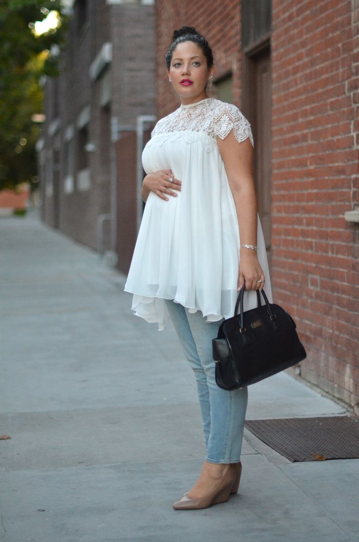 The Perfect Plus Size Pregnancy Clothes for Expecting Mothers ...