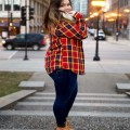 5 easy ways to create plus size street style outfits1 120x120 - 5 easy ways to create plus size street style outfits for fall