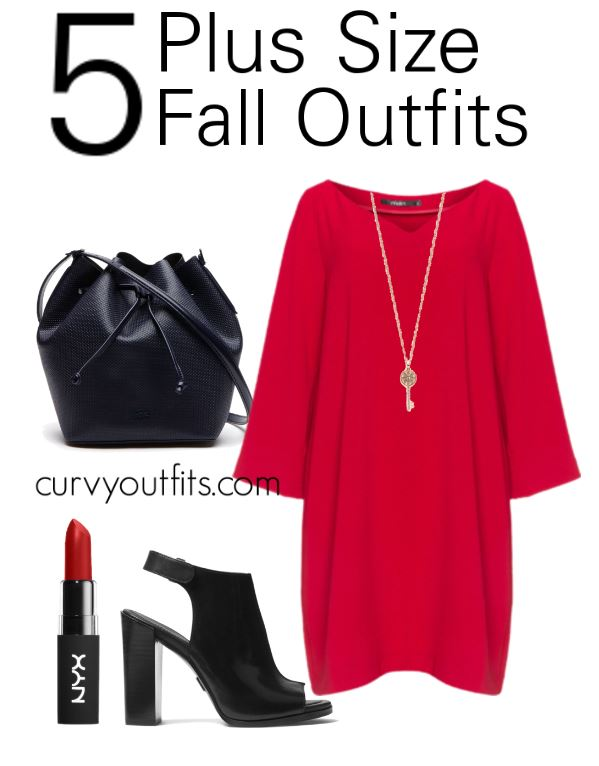 5 plus size fall outfits 2 - 5 plus size fall outfits 2