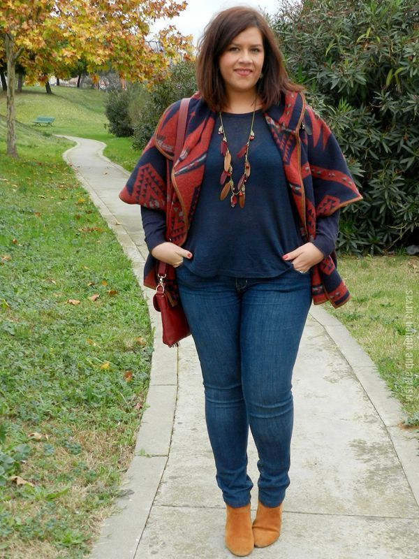 5 plus size outfits with a cardigan 2 - 5 plus size outfits with a cardigan 2