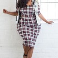 5 plaid dresses for plus size girl that you will love4 120x120 - 5 plaid dresses for plus size girl that you will love