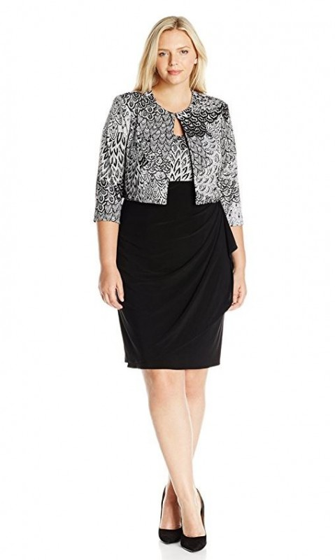 f2bedcaf7a 5 plus size outfits for a job interview - curvyoutfits.com