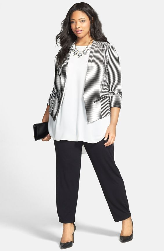 5 plus size outfits for a job interview 3 - 5 plus size outfits for a job interview 3