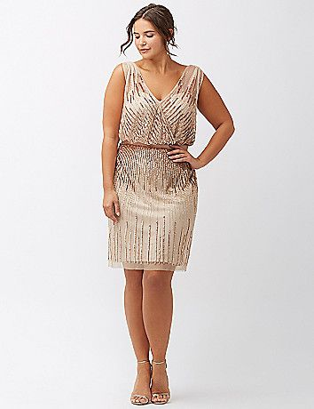 5 Sequin Dresses For Plus Size Women That You Will Love Page 3 Of