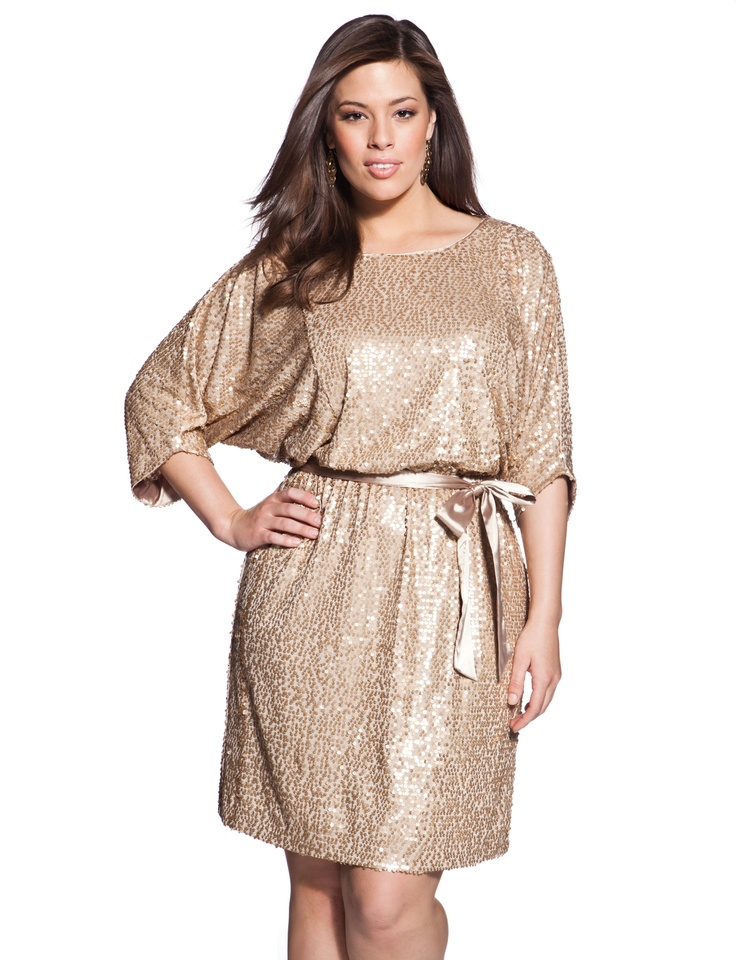 5 Sequin Dresses For Plus Size Women That You Will Love Page 5 Of