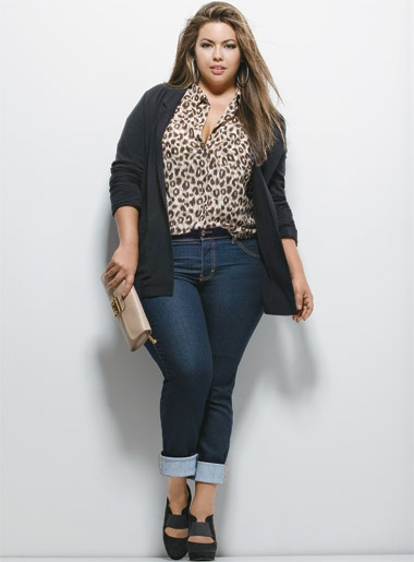 0ea1ede6b7d76 5 ways to wear high waisted jeans without looking frumpy - Page 4 of ...