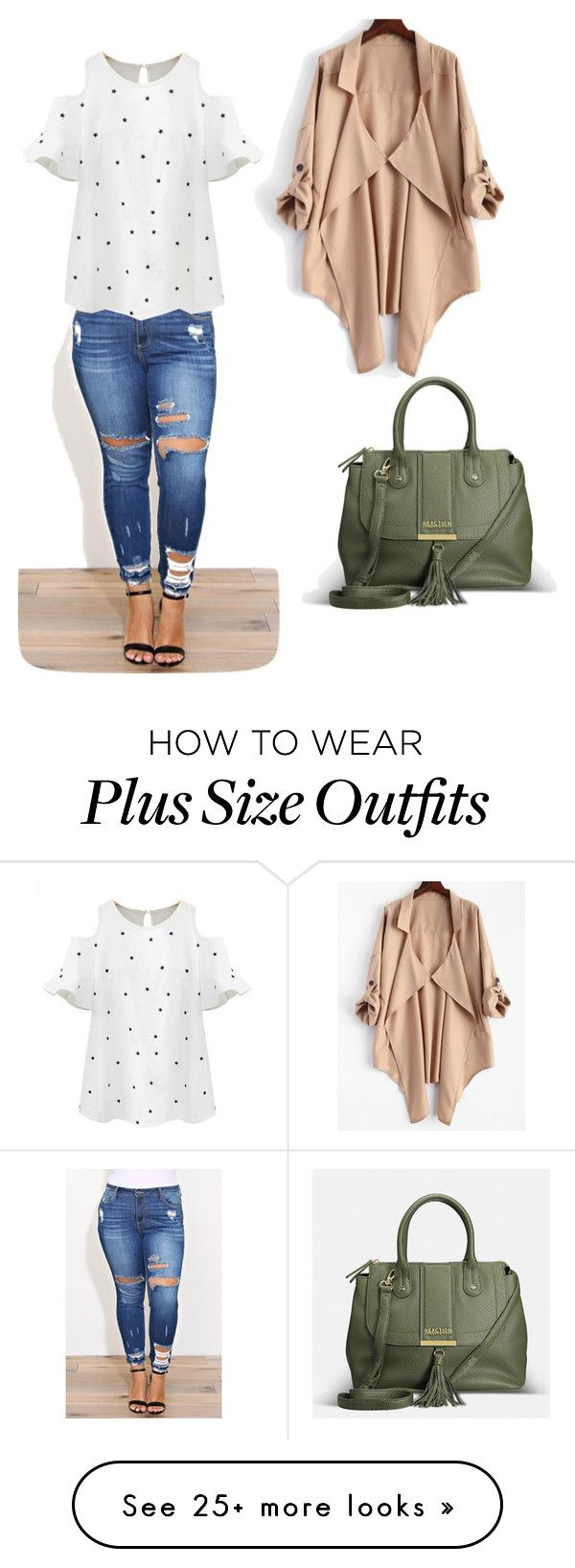 15 ways to wear plus size polka dot outfits without looking frumpy 3 - 15-ways-to-wear-plus-size-polka-dot-outfits-without-looking-frumpy-3