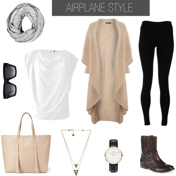 5 Airport Style Outfits For Plus Size Girls That You Will Love - Curvyoutfits.com
